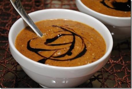 Pumpkin Black Bean Soup 018