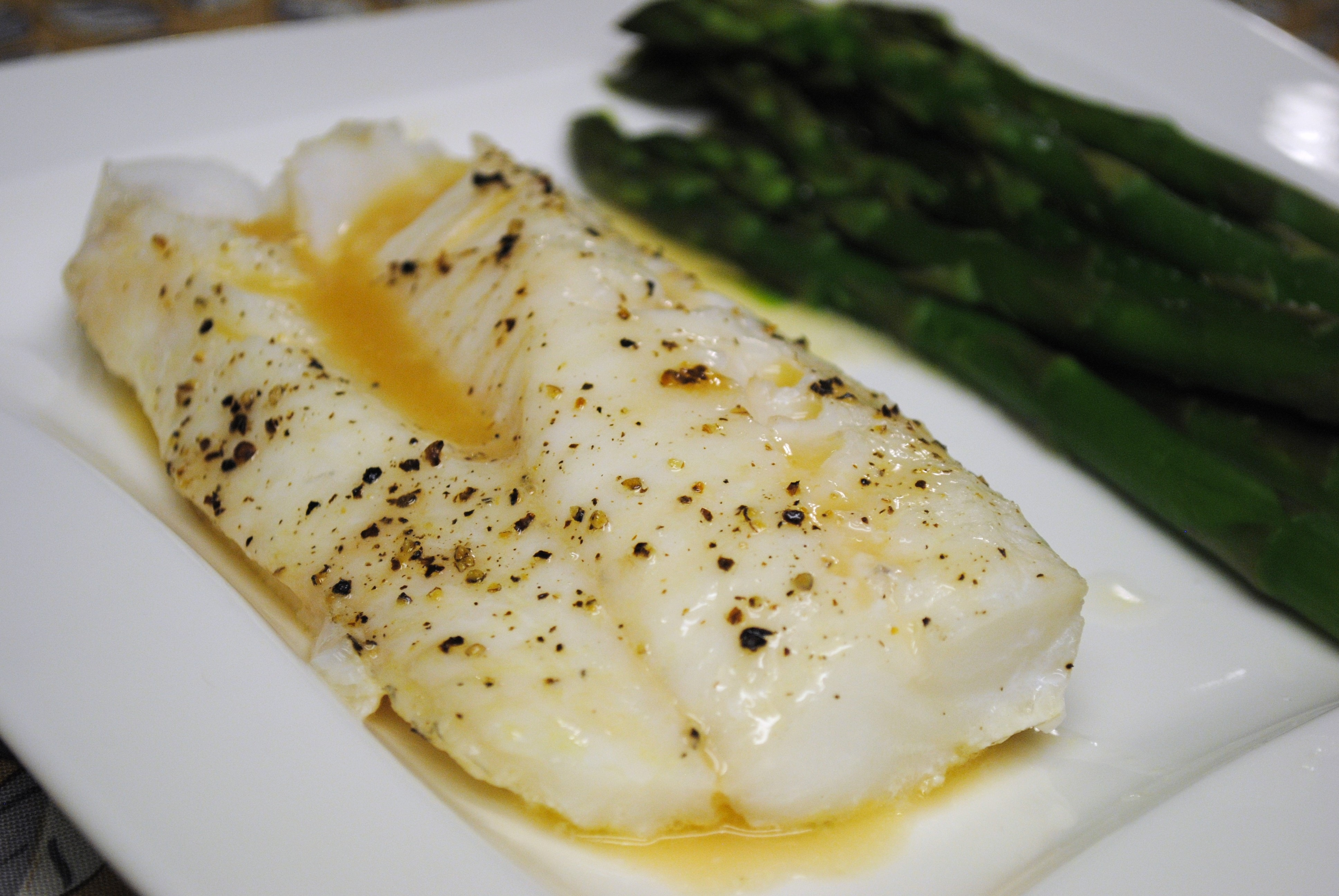 baking cod fillets oven
