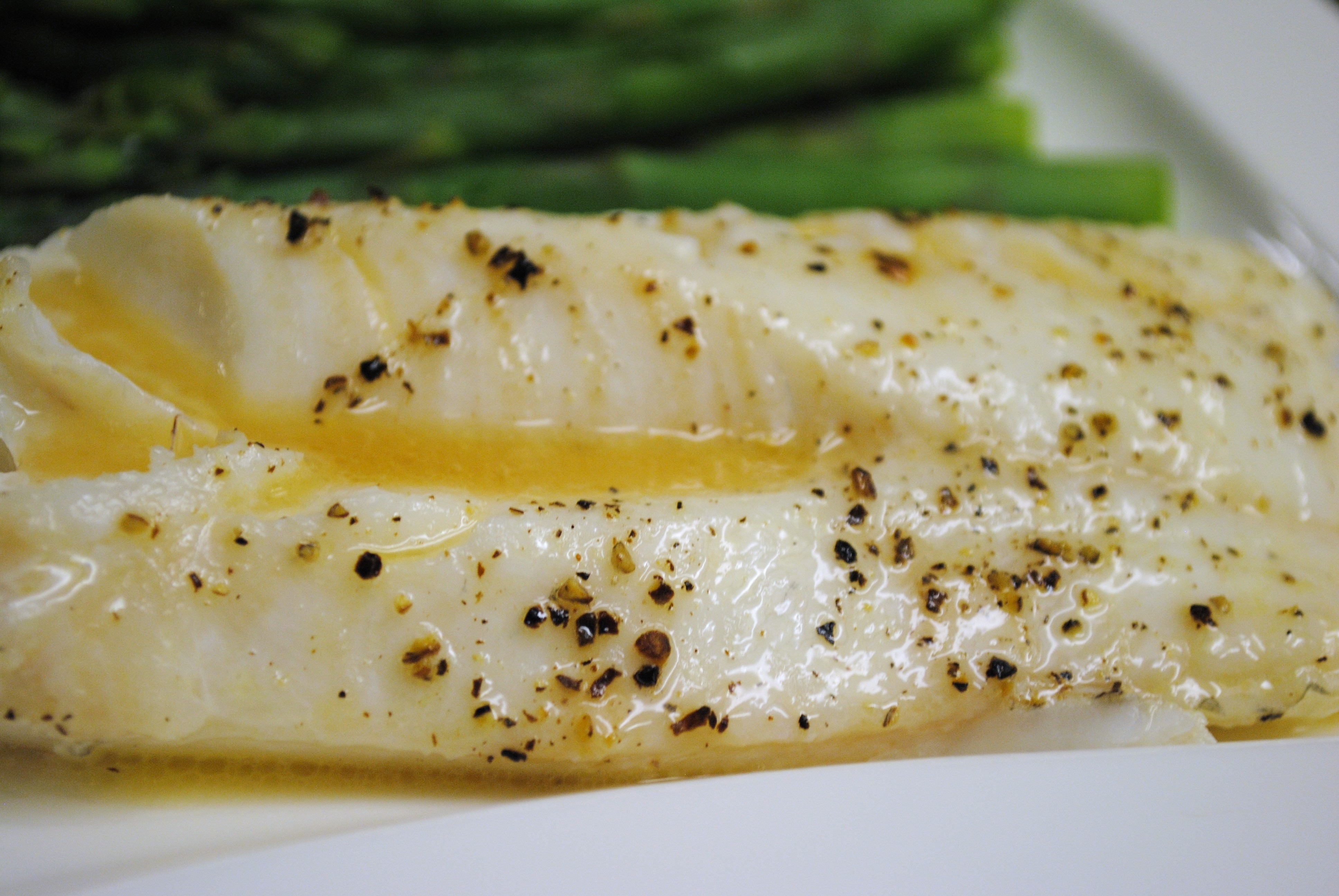 Cod leftovers for lunch for Baked cod fish recipes
