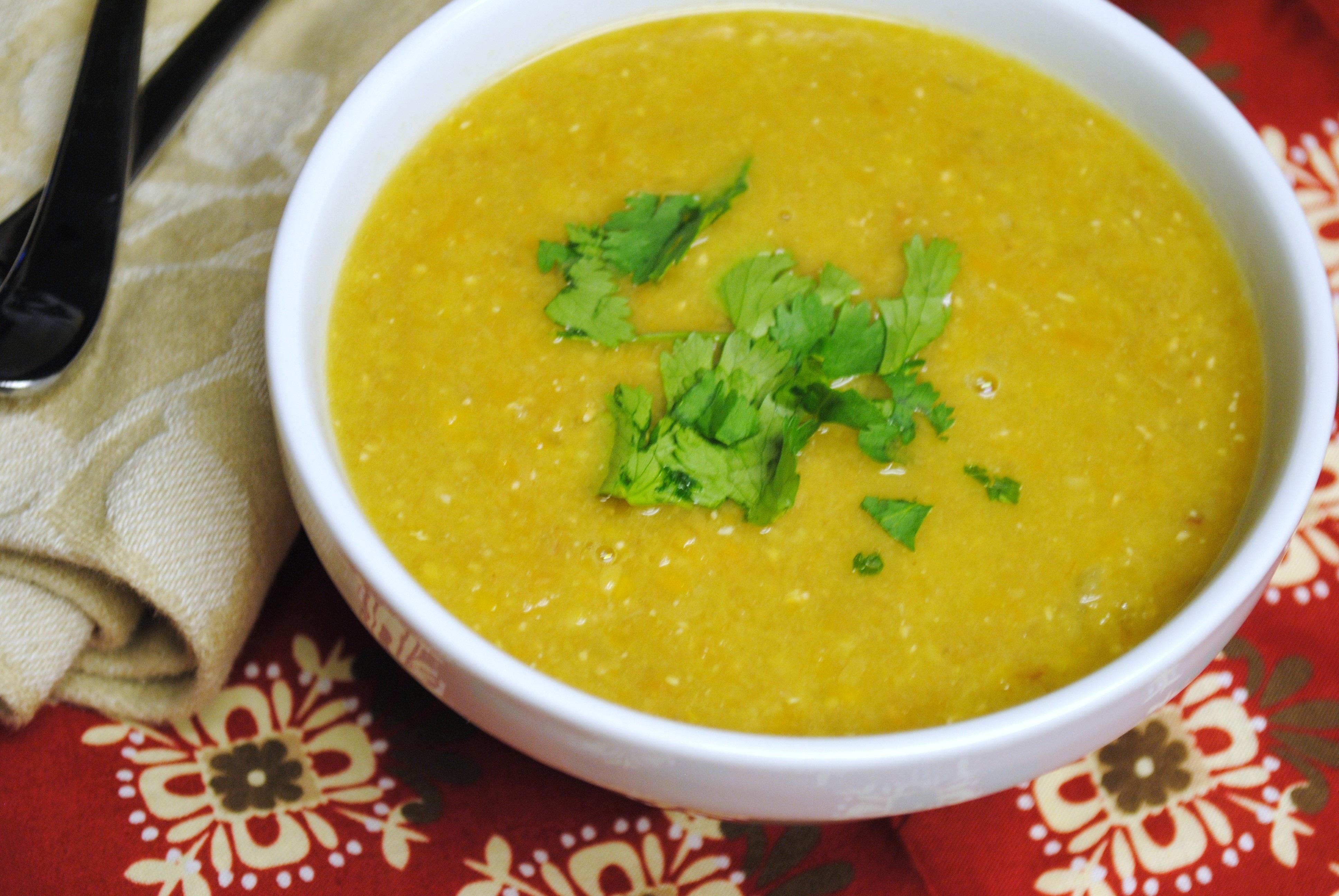 soup golden lemon lentil soup curried lentil soup with lemon 099 this ...