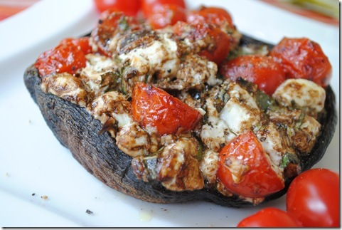 Stuffed Portobellos 056